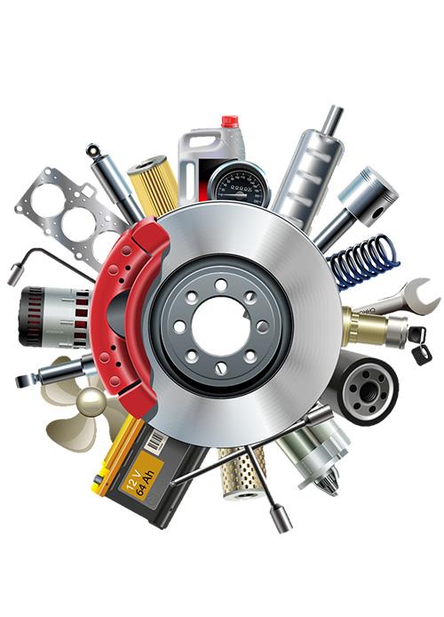 Catalogue de pièces détachées auto en ligne